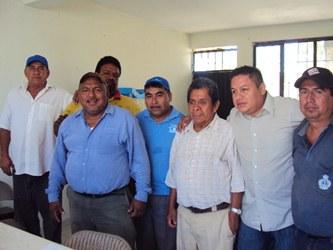 Piden colonos  de La Ballena les instalen medidores comunitarios