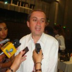 "Juan Manuel López Robledo, disertó el foro denominado ""Rumbo al G20""."