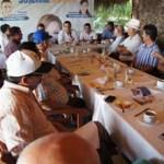Una importante reunión con sectores productivos de Loreto, sostuvo el