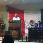 Durante su pronunciamiento, el diputado Treviño Angulo, que se asumió como independiente, no dio motivos por los cuales tomó tal decisión.