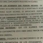 El subdirector del CUT (Universidad de Tijuana), Leonardo Varela negó las acusaciones por parte de alumnos de la institución que, en un video, publicado en Youtube, lo acusaban con amenazar darlos de baja académica.