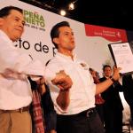 Firman alianza Enrique Peña Nieto y Movimiento de Izquierda Alternativa