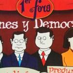 """El día de mañana se llevará a cabo el foro """"Jóvenes y Democracia"""", entre candidatos al senado de la república y este sector, en el Centro Cultural La Paz (CCLP), a partir de las seis y media de la tarde. El encuentro es organizado por el Instituto Federal Electoral (IFE), la asociación civil """"El Grito Colectivo"""" y la Fundación Esperanza Rodríguez."""