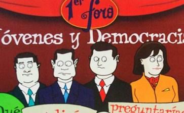 """Invita el IFE al foro """"Jóvenes y Democracia"""""""