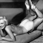"""Una serie de fotografías nunca antes vistas de la actriz estadunidense verán la luz en el número de junio de la revista """"Vanity Fair""""."""