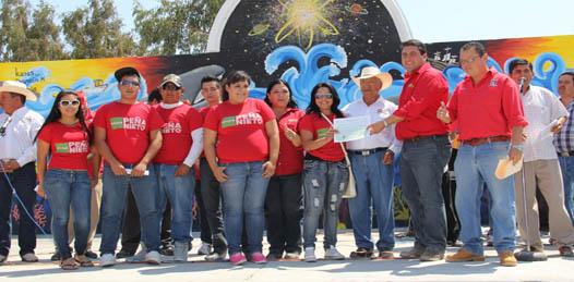 Merece Puerto San Carlos más desarrollo económico y social, afirma Ricardo Barroso