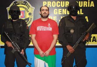 Acusado de 3 diferentes delitos encarcelan al terror de la Indeco