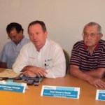 El titular de CONAGUA, José Luis Luege Tamargo, consideró que los proyectos más importantes en el estado, fueron los encauzamientos de arroyos, así como la protección a los centros de población, además del próximo arranque de dos presas en Comondú y una más en Los Cabos.