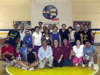 Con actividades deportivas celebró la UABCS el Día del Trabajador Administrativo