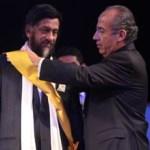 El doctor Pachauri, también presidente del Panel Intergubernamental sobre Cambio Climático de las Naciones Unidas, respaldó a México para asegurar la vinculación entre crecimiento económico y desarrollo sustentable, además de que fungió como asesor del país cuando presidió las conferencias sobre cambio climático de Cancún.
