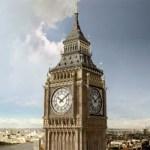 El célebre reloj londinense, que data de 1859, es rebautizado para conmemorar los 60 años en el trono de la reina Isabel II.