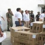 En Baja California Sur (BCS) no se recibieron folios de más, asegura Marina Garmendia Gómez, vocal ejecutiva de la Junta Local del Instituto Federal Electoral (IFE) en la entidad.