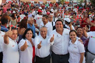 Ninguna guerra sucia nos quitara la victoria: Isaías González Cuevas