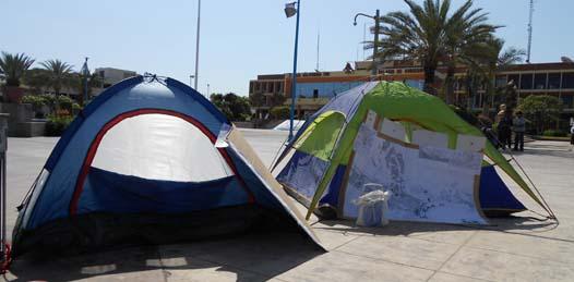 «Borrón y cuenta nueva» la oferta del gobierno estatal a Ecotaxistas