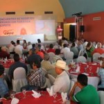 Ante empresarios del ramo turístico del norte del estado, Isaías González ofreció un espacio de participación en donde especialistas de sector turístico se organicen a través de las ideas de superación colectiva para la reactivación económica de los municipios de Comondú, Loreto y Mulegé.