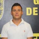 Carlos Iván de la Toba.