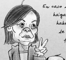 Los cartones de Ricardo / Y Si gana Josefina?