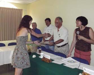Clausuró la UABCS el Programa de Movilidad Estudiantil 2012-I