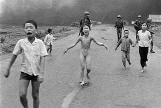 La foto que cambió el curso de la Guerra de Vietnam