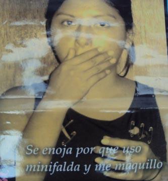 Reportaje: Violencia contra las mujeres (1)