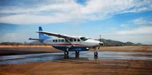 A partir del 2 de agosto conectará Aerocalafia a Loreto con La Paz y Tijuana