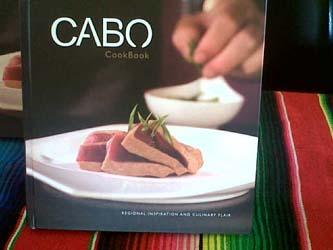 Presenta Canirac el primer ejemplar  de Cabo Cookbook