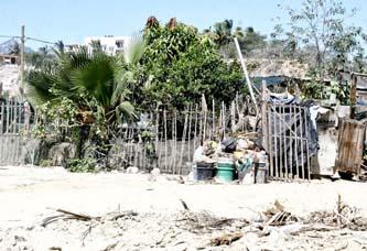 No permite la apatía de los vecinos de Caribe Bajo avanzar en la regularización