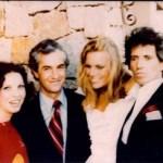 México formó parte de la historia del stone Keith Richards, quien escogió las playas de Cabo San Lucas para celebrar su enlace matrimonial con la modelo neoyorkina, en 1983.