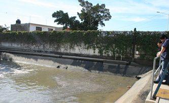 Concluye OOMSAPASLC modernización de cárcamos de aguas residuales en CSL