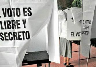 Se terminaron las 750 boletas de la casilla especial ubicada en el Tecnológico de La Paz.
