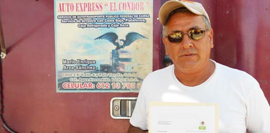 Denuncia empresario del autotransporte  extorsión de agentes federales de Caminos