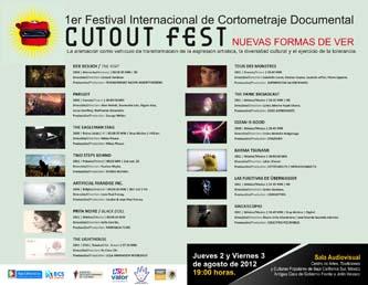 Dio inicio el Primer Festival Internacional de Cortometraje Documental