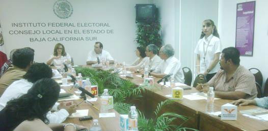 """Solicitan en el seno del IFE la """"revisión minuciosa"""" de los votos nulos"""