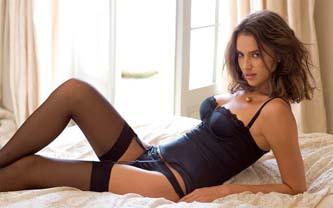 Irina Shayk y CR7 estrenan mansión