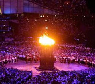 Espectacular inauguración en Londres