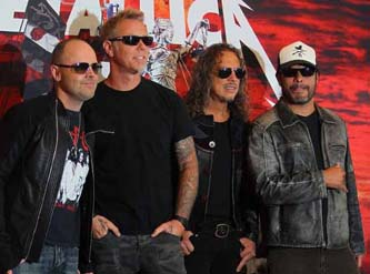 México inspira a Metallica