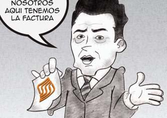 Los cartones de Ricardo / Aprecio por PRI