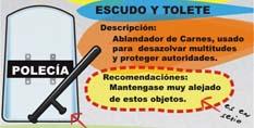 Los cartones de Ricardo / ¿Cómo sobrevivir a una manifestación post electoral? pt 2