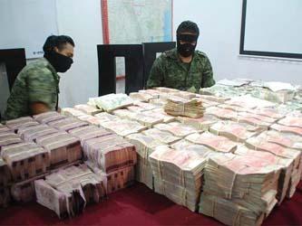 El narco mexicano usaba banco HSBC en EU
