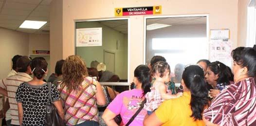"""""""Medianamente exitoso"""" el retiro voluntario reconoce alcaldesa"""