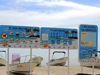 Dentro de las certificaciones se cuenta con niveles, siendo el máximo el tres como lo tiene la playa Chileno, por lo que están en espera de ver si Palmilla y el Médano, alcanzan la misma categoría.