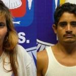 María de Los Ángeles Albañez Ortega y José Juan Ochoa Alonso.