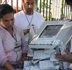 El secretario ejecutivo del instituto, Edmundo Jacobo, aseguró que se trata del ejercicio de transparencia más grande en la historia electoral del país.