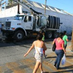 Los trabajos de mantenimiento se realizarán en forma semanal con las brigadas de Mantenimiento y Operación del Organismo Operador Municipal del Sistema de Agua Potable, Alcantarillado y Saneamiento de Los Cabos, dando mayor énfasis a la zona turística, comercial e histórica de la ciudad.