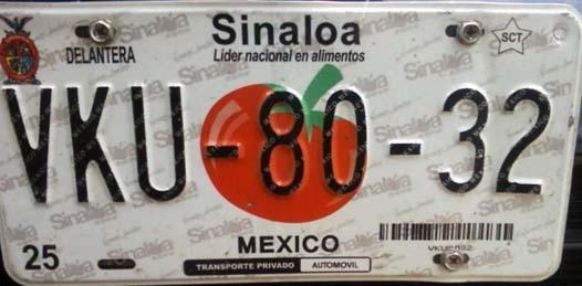 Sin control el ingreso de vehículos provenientes de otros estados al municipio de La Paz