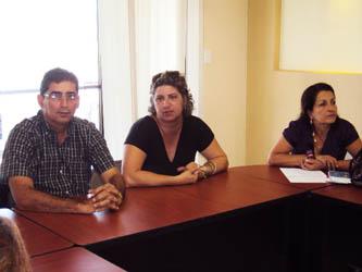 Aclaran cubanos su misión en el proyecto Del Caribe al Cortés