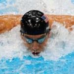 El estadunidense se cuelga su cuarto metal dorado en Londres, el 18 de su trayectoria, y deja en 22 la marca de preseas para cualquier deportista olímpico al vencer en el relevo combinado.