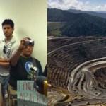 La activista de Medio Ambiente y Sociedad (MAS), Janeth Martínez González advirtió sobre el peligro de que se pongan en marcha los proyectos mineros a cielo abierto.