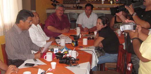 Los resultados finales hacen ver, dijo Francisco Martínez Mora, que en ningún momento los votantes preferían al PAN.