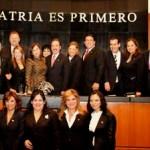 Tras el acto republicano que inaugura la LXII Legislatura del Senado de la República, Barroso Agramont aseguró que la fracción priista que encabeza Emilio Gamboa Patrón apoyará con firmeza las iniciativas de Enrique Peña Nieto, principalmente las que plantean un nuevo rumbo económico, político y social que demandan los mexicanos.